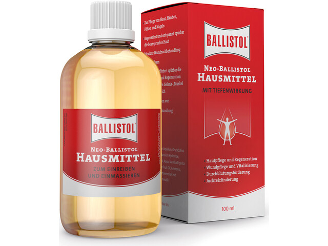 Ballistol Neo-Ballistol Home Remedy Maintenance Oil 100 ml